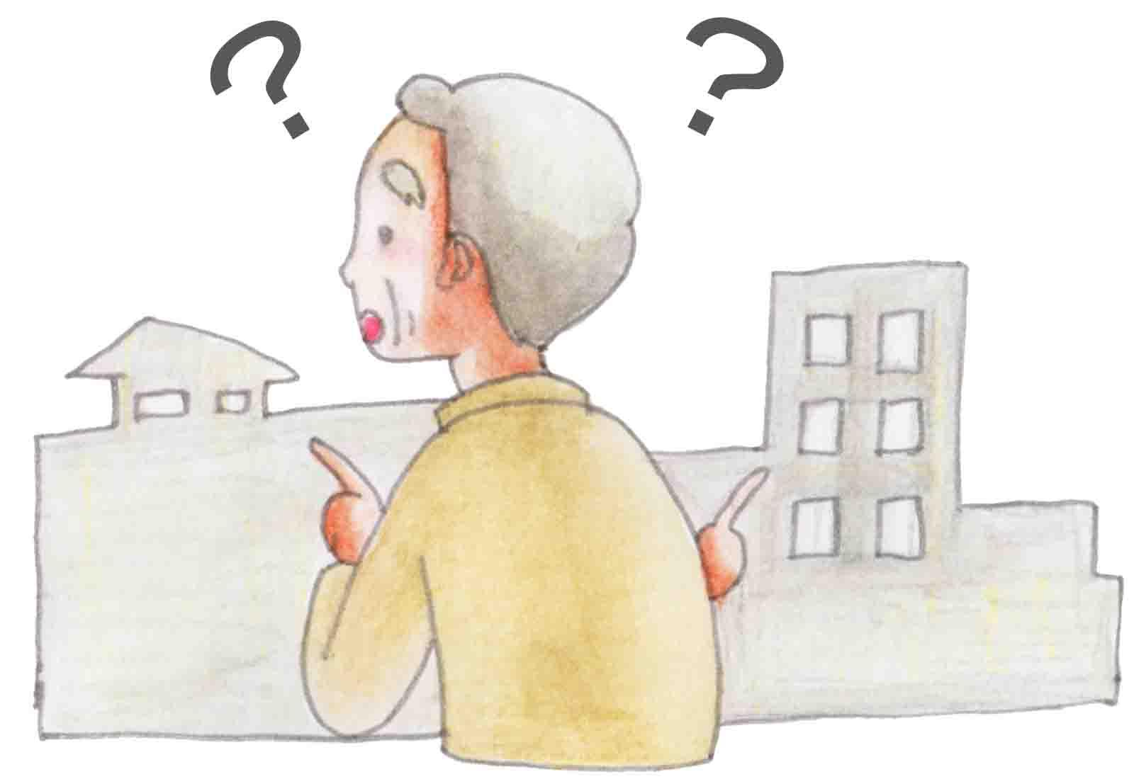 認知症の周辺症状はどのような症状なのか