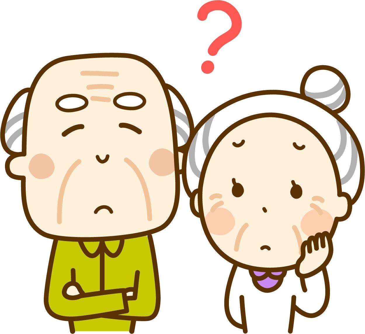 認知症による失認とはどんな症状か。友人の顔が認識できないことも