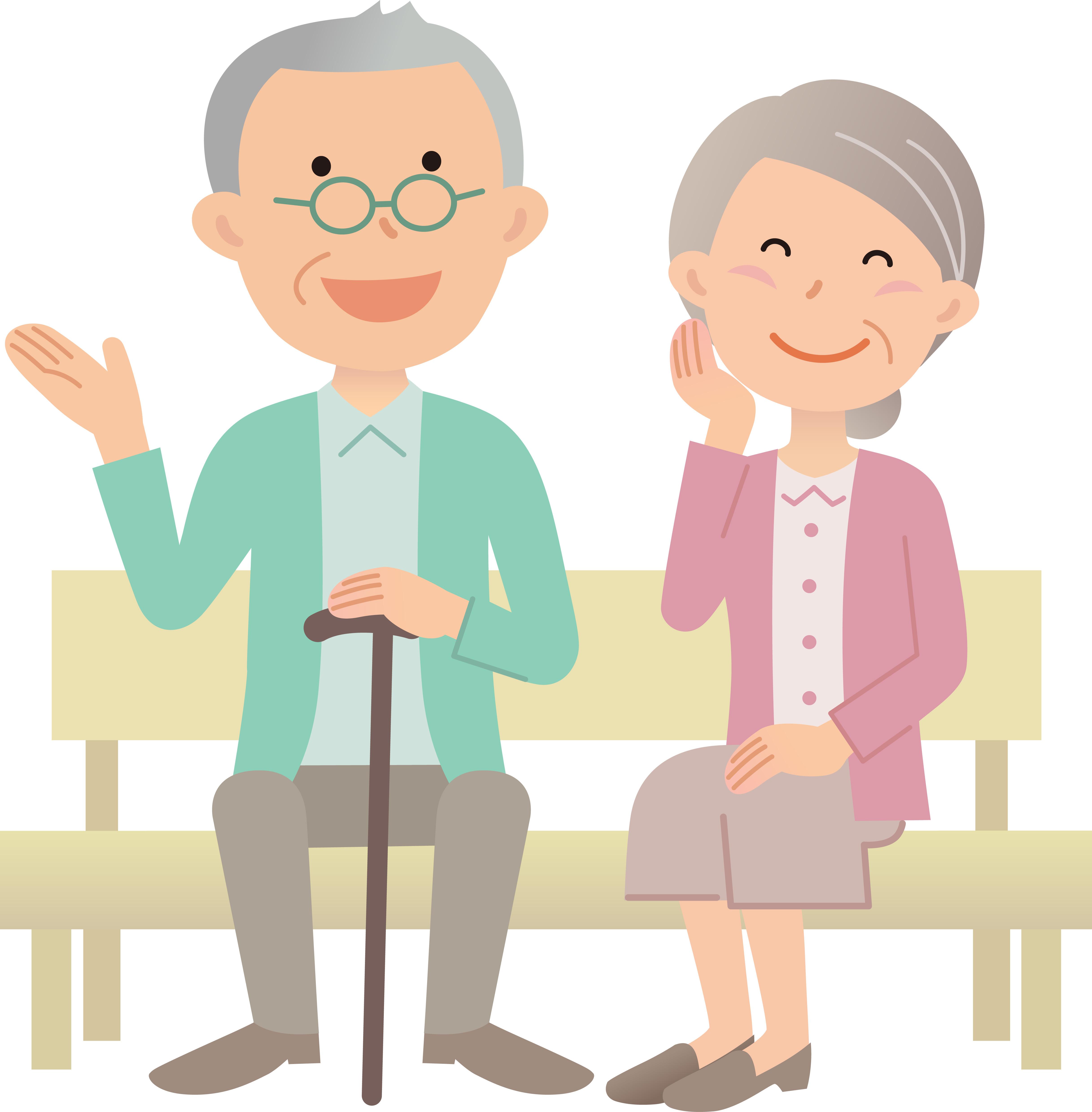 有料老人ホームで入居者同士の恋愛?恋が芽生えた瞬間