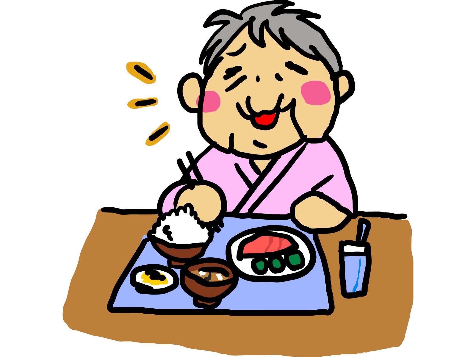 デイサービスでの食事を食べない認知症の人への対応事例